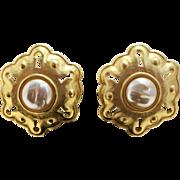 Karl Lagerfeld Vintage Earrings