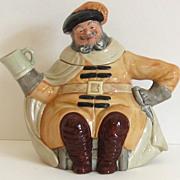 Vintage Royal Doulton Character Teapot