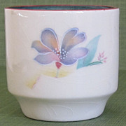 Vintage Pottery  Egg Cup--Ireland