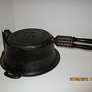 Griswold Waffle Iron with High Base