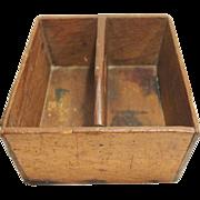1880's Pine Knife Box