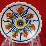"Henriot Quimper France 3.5"" Dish"