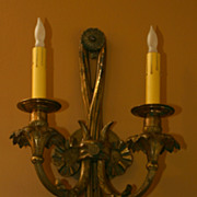 European style wall sconce