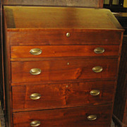 Antique Southern Walnut Chest