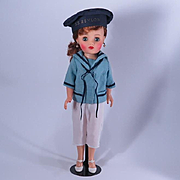 Vintage Sailor Outfit for the 15 Inch Miss Revlon Doll