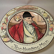 Vintage Royal Doulton-The Hunting Man-Professional Series 3rd Firing