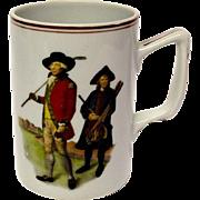 Mottahedeh Blackheath Goffers (Golfers) Mug
