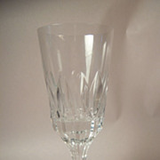 Baccarat D'Assas Water Goblet