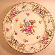 Schumann Old Dresden Dinner Plate