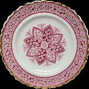 """Spode Primrose 10 1/2"""" Dinner Plate"""