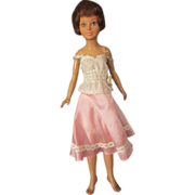 """1977 Magic Hair Crissy doll IDEAL 18"""" original outfit too"""