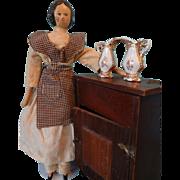 "15"" German Grodner Tal Doll"
