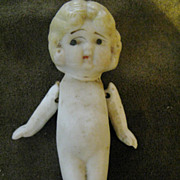 Vintage Japanese All Bisque Betty Boop Nodder 3 1/2 ""