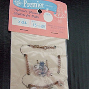 Old Store Stock Premier Doll Accessories