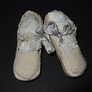 Hand Made Bootees