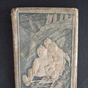 Miniature Antique German Hygiene Kit