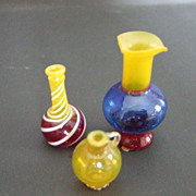 Early Glass Ware