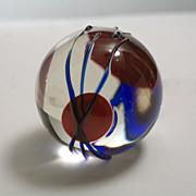 Cameo Studio Art Glass Paperweight