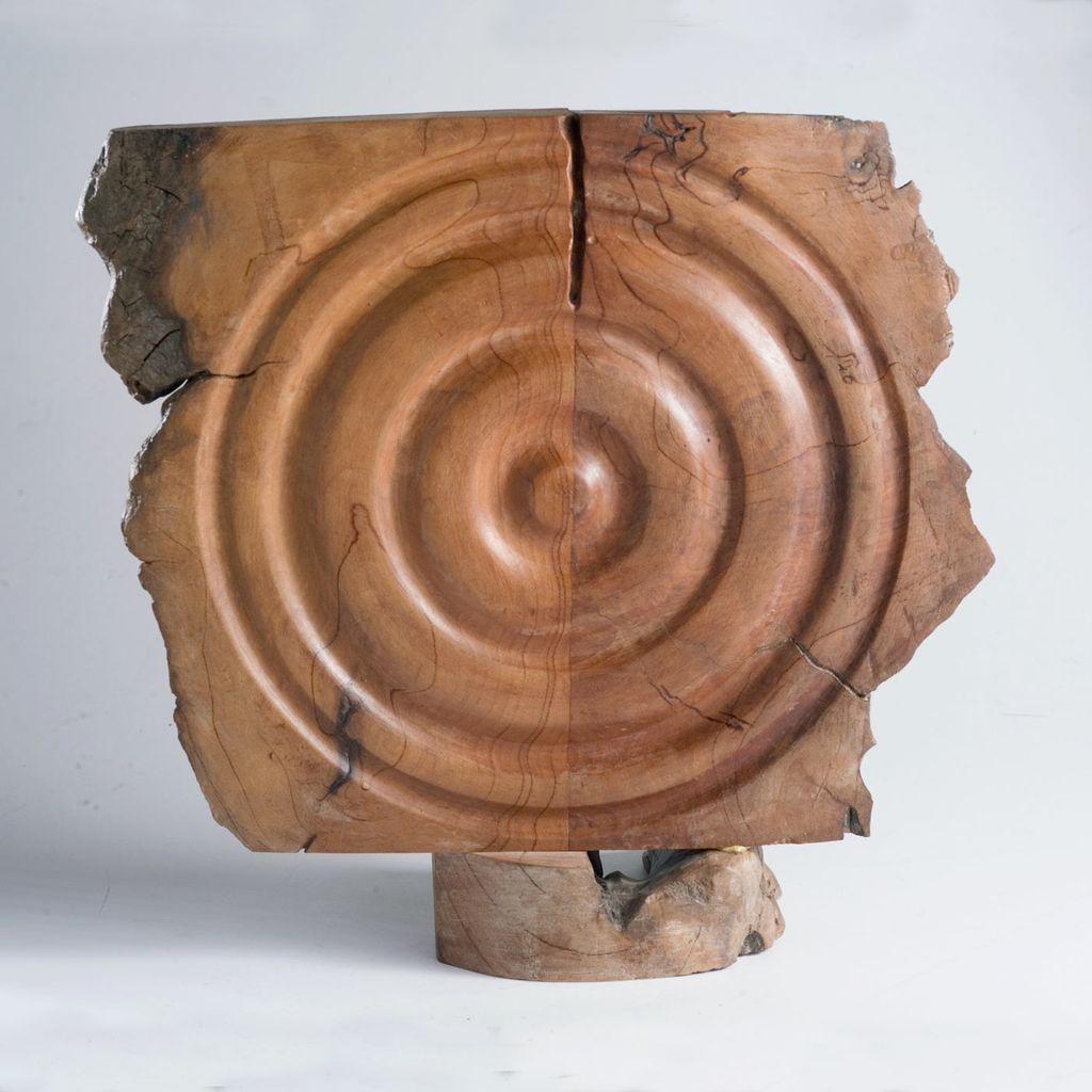 Geoffrey Bolt Redwood Burl Sculpture