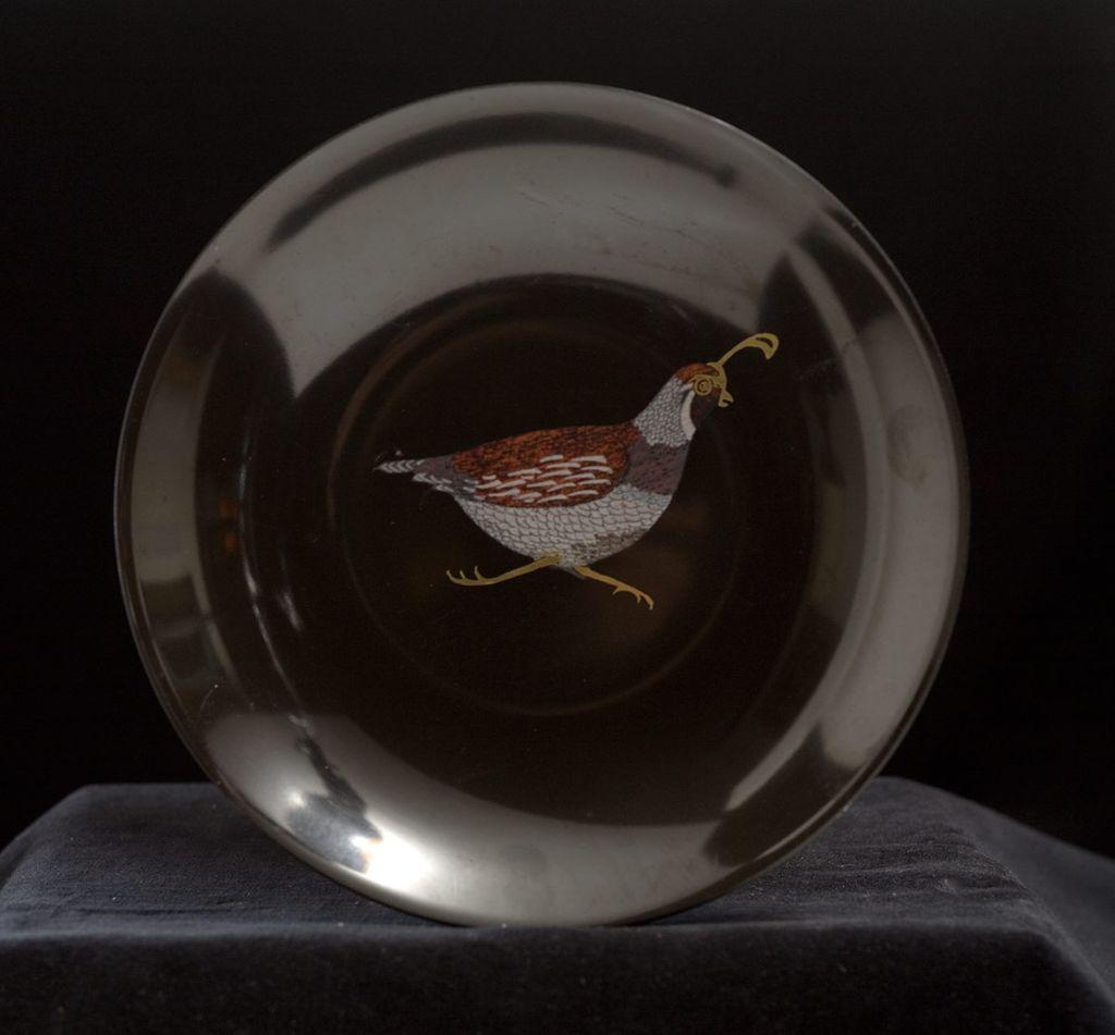 Vintage 1960-1970's Couroc of Monterey Bowl