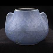 Deco Brush McCoy Art Vellum Vase