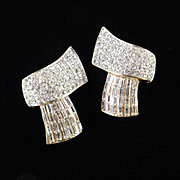 Maresca Rhinestone Earrings
