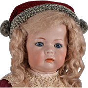 Large Size Kammer & Reinhardt 115/A Pouty Character Toddler - 23 Inches