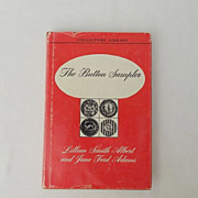 Reduced Shipping! The Button Sampler by Lillian Smith Albert and Jane Ford Adams Vintage