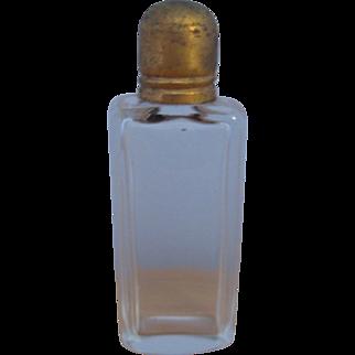 REDUCED Polished Glass Mini Perfume Bottle
