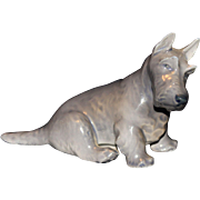 Royal Copenhagen Scotty Dog Figurine #3162