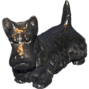 Beswick Black Scotty Figurine