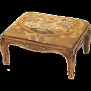 Louis XV provincial footstool