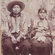Native American Photograph of Pawnee