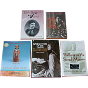 NATIVE AMERICAN INDIAN WOMEN'S REFERENCE BOOKS