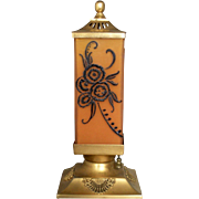 DeVilbiss Perfume Lamp 1928