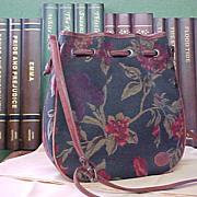 Lovely Liz Claiborne Shoulder Bag from 1980s