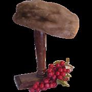 Lovely Vintage Mink Hat