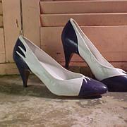 Vintage Oleg Cassini High Heels