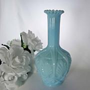 """Fenton 8"""" Vase made for Edward Paul Co. c. 1940s"""