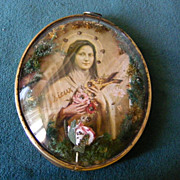 French Reliquary St Therese of Lisieux