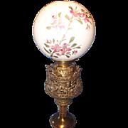 Very fine Victorian Banquet Lamp