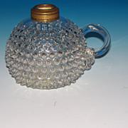 Hobnail Hand Lamp