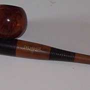 Briarwood pipe with a Baseball handle