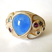 Vintage Sterling with Mother of Pearl