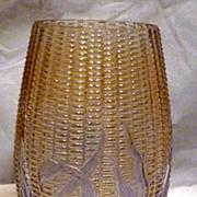 c1900 Libby Maize Vase
