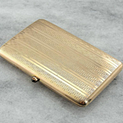 1924 Ladies Compact Case