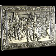 1950's Vintage Dutch biscuit Tin – Rembrandt
