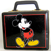 1960' - 70s Original Disney Mickey Mouse Lunch Box