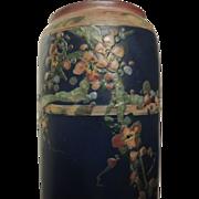 Weller Pottery Blue Hudson Vase