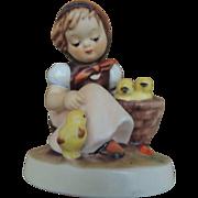 Vintage Hummel Figurine Chick Girl 57/0